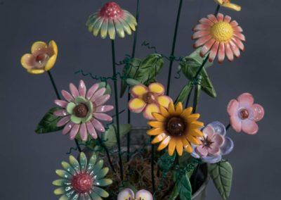 Marlaine Morin - Marlou. - Fleur